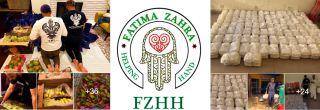 FZHH Fatima Zahra Helping Hands Distribution Ashura Service Khidmat
