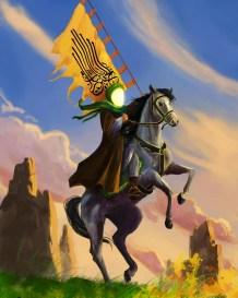 Flag of prophet sws, Awliyaullah flags, Budala, Nujaba, Nuqaba, Awtad, wa Akhyar, Gawth, Jinni, wa Malaika,angels protection