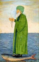 Hazrat Khidr , fish coming to life, hayat ,