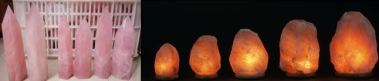 Healing Stone Meditation Rose Crystal Heart Chakra Himalayan Salat