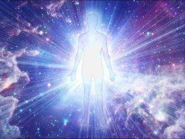 Light Body Silhouette of Light