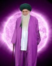 Mawlana Shaykh Hisham - purple Moon TIFF file