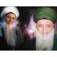 Mawlana Shaykh Hisham and Shaykh Nurjan - Lights in sky
