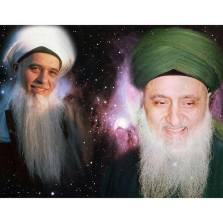 Mawlana Shaykh Hisham and Shaykh Nurjan - Lights in sky