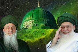 mawlana Shaykh Hisham-and-shaykh-nurjan-madina-nur-mummad-s