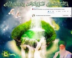 Milad Zikr Live Kawthar MSNj Logo