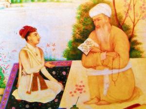 Mureed asking shaykh, yateem,orphan,come hungry,nothingness