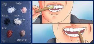 Salt and Siwak Miswak Benefits Night Terrors Protection