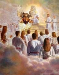 Satan, Shaitan, Devil teach Angels