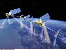Satellite - mirrors