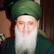 Shaykh Nurjan wearing Turban , green turban,imama,sunnah