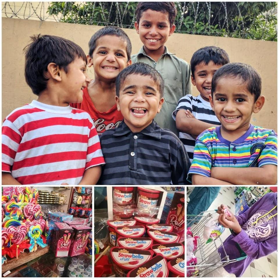 عیدُالفطر 2020 - یتیموں کی دیکھ بھال کا پروگرام: بِسْمِ اللَّـهِ الرَّحْمَـٰنِ ...
