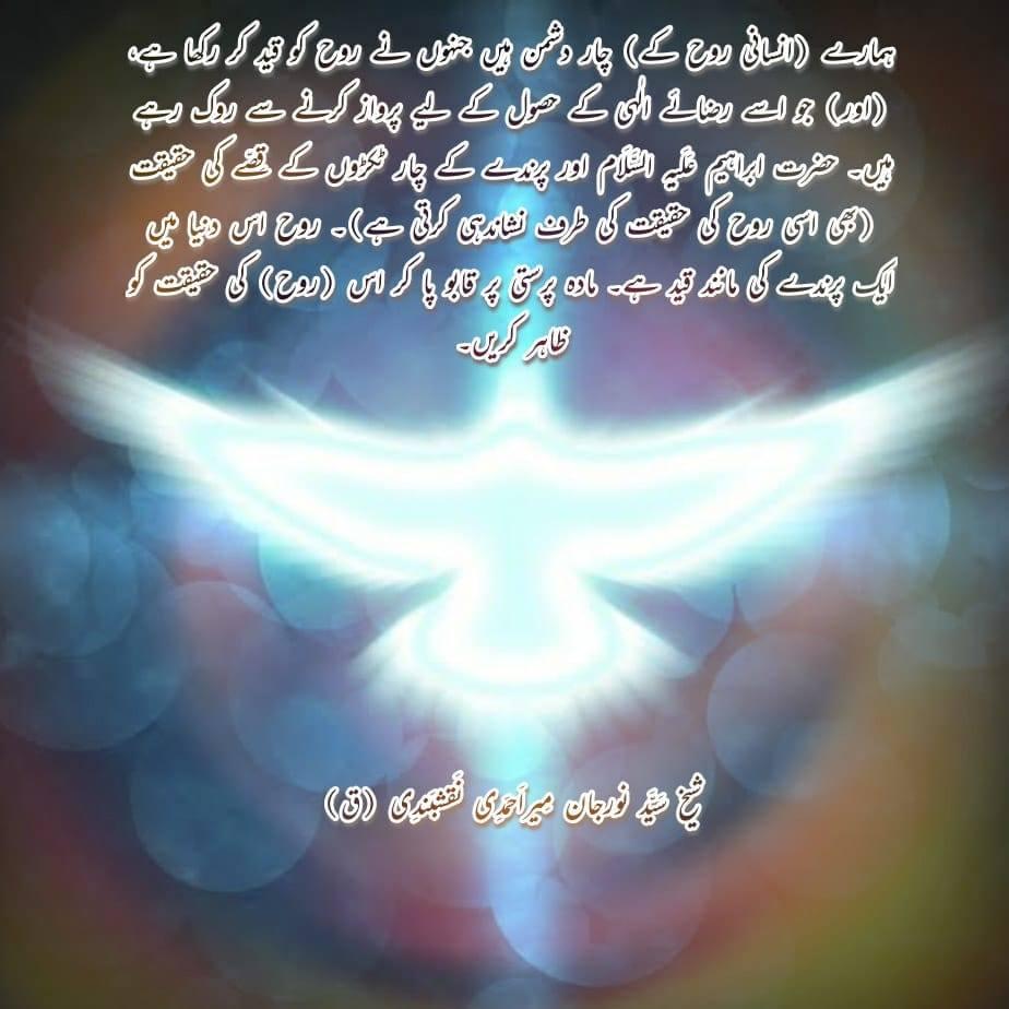 ShaykhTalk # 2 - The Four Enemies Blocking The Soul! بِسْمِ اللَّـهِ الرَّحْمَـ...