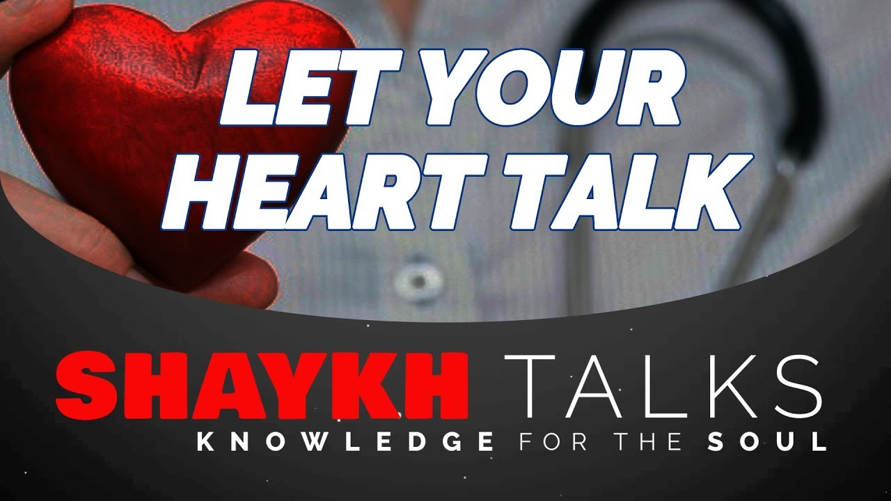 ShaykhTalks #11 - Seal Your Mouth to Open the Heart
