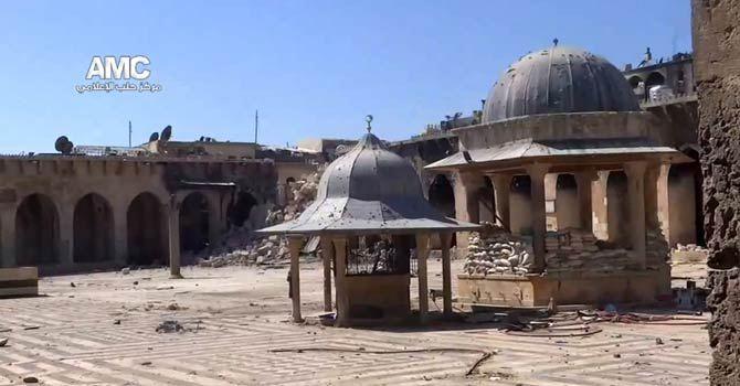 aleppo Syria – Damascus, Sham, Damishq -afp-670