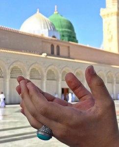 hands-praying-Madina Sharif, Green Dome, dua, madad, prayer, Prophet Muhammad (s), mosque, love