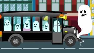 homeless jinn, ghosts on a bus