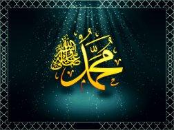 Muhammad - Lights upon lights - mercy shower