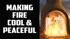 Peace & Comfort in the Raging Fires of Affliction & Tribulation Sufi Meditation Center