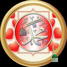 ring_wm_muhammad_biography_prophet_islam_calligraphy_00001, Prophet, RasulAllah, logo