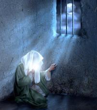 sayyidina Yusuf , seclusion,isolation,