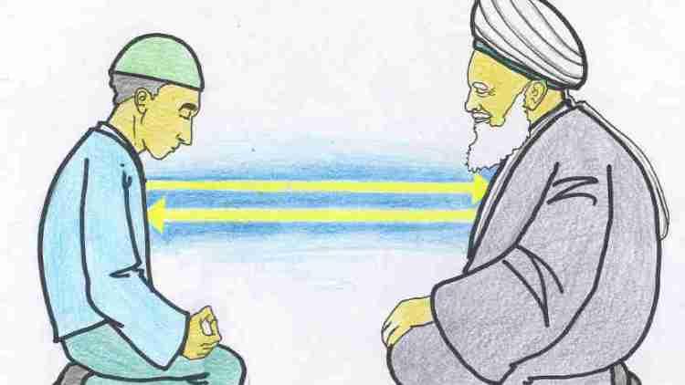 Muraqabah, Prophetic meditation, rabita – sufi meditation connect one heart, rabita