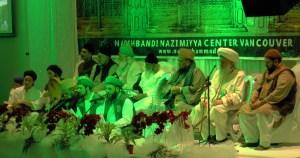 Hub Rasul - Naqshbandi Nazimiya Vancouver - Milad un Nabi with Zyarah Dec 2015