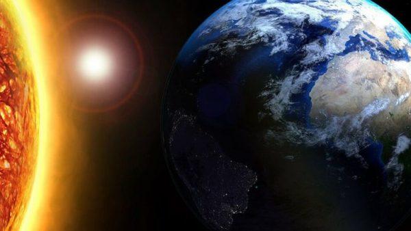 Güneş Dünya'ya Yaklaşacak!-1