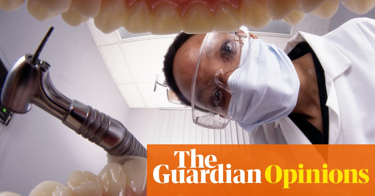 Going back to my roots: my adventures in extreme dentistry   Rhik Samadder