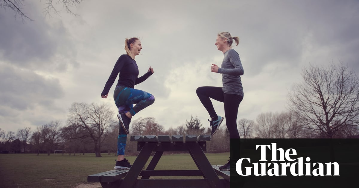 Seven ways to improve your balance