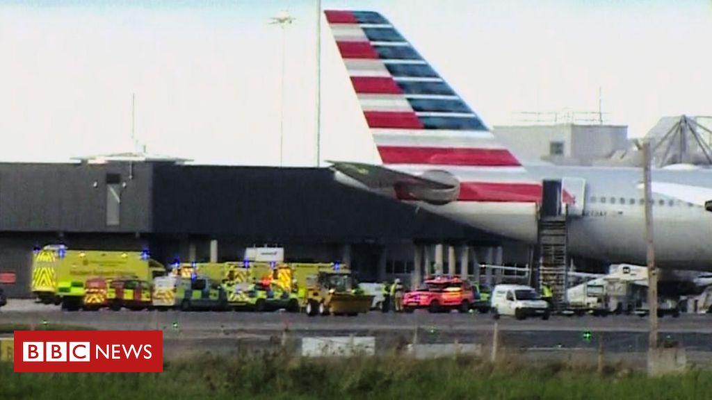 Did a 'soap spill' really divert a flight?