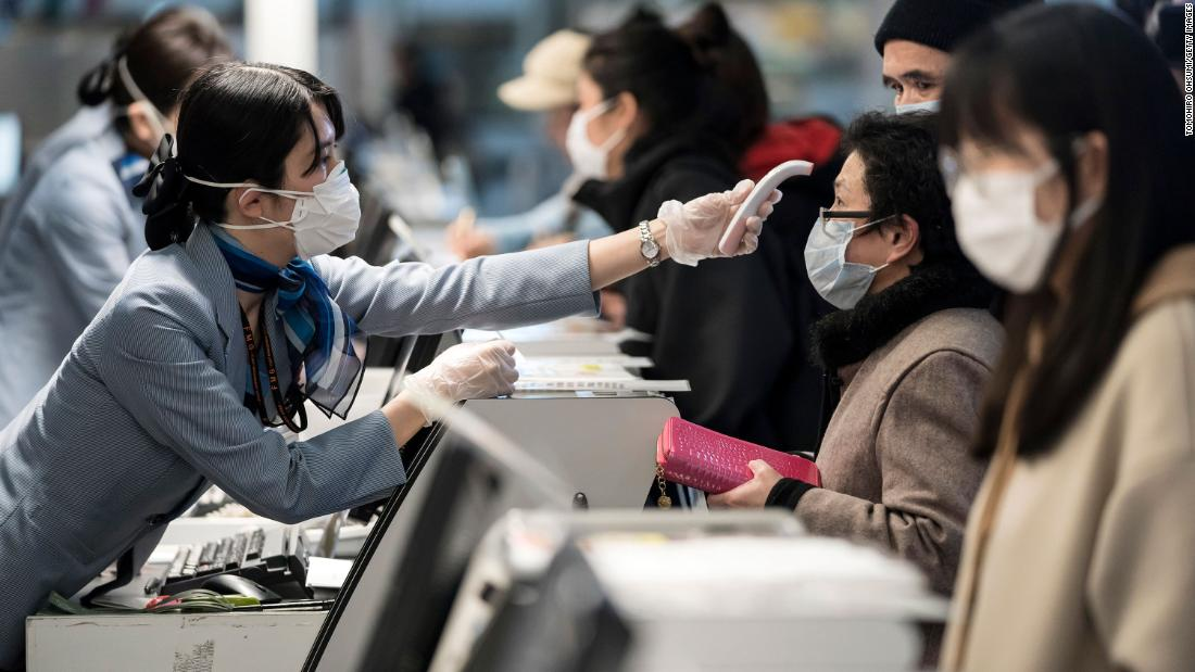 No US coronavirus cases were caught by airport temperature checks. Here's what has worked