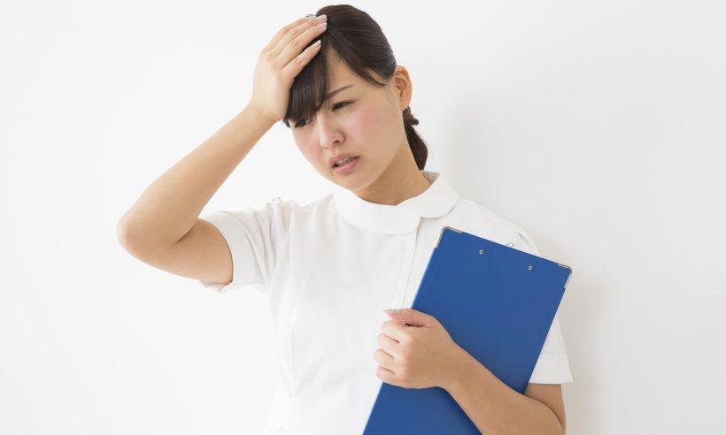 「緊張感やストレス 看護師」の画像検索結果