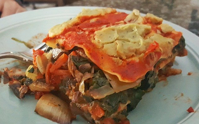 The Best Plant Based Lasagna