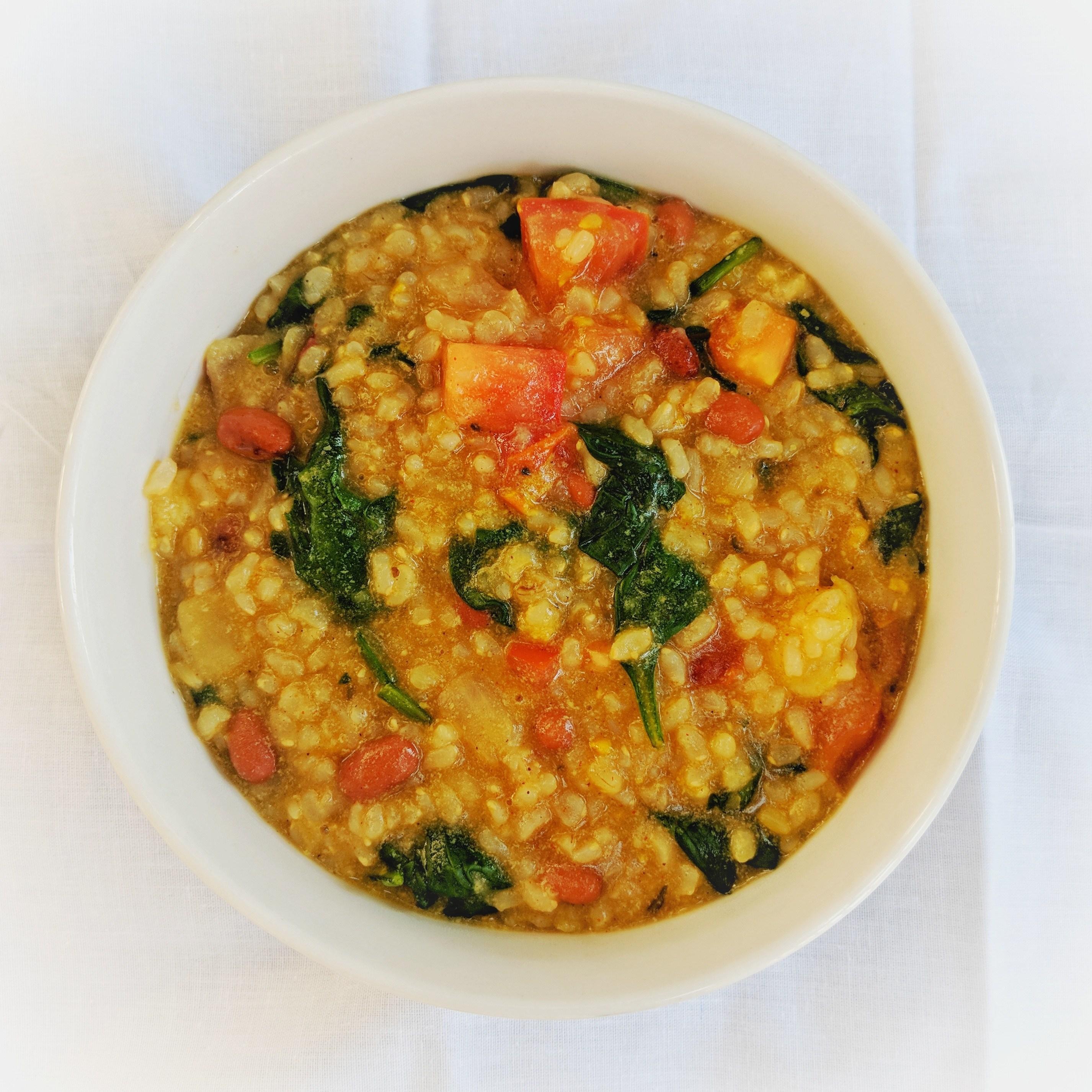 Instant Pot Vegan Jambalaya