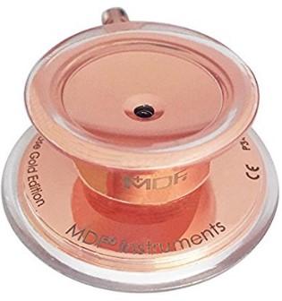mdf rose gold stethoscope diaphgram