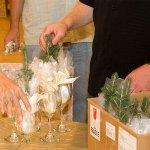 wedding seedlings presentation idea