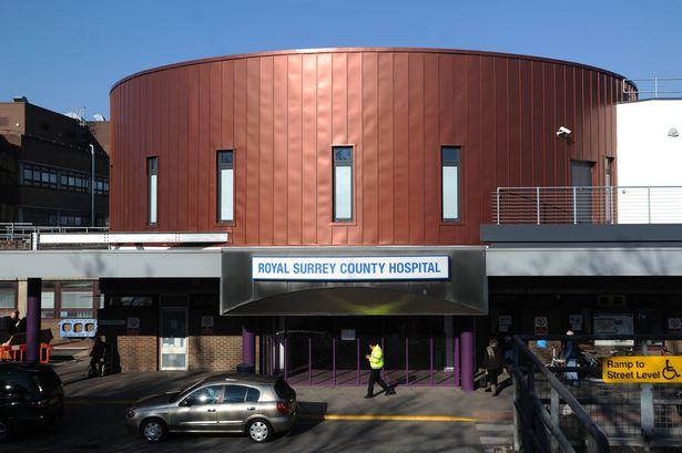 Royal Surrey County Hospital NHS in UK hiring 150 nurses