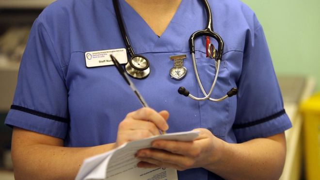 REPORT: More than 10,000 nursing posts unfilled in London