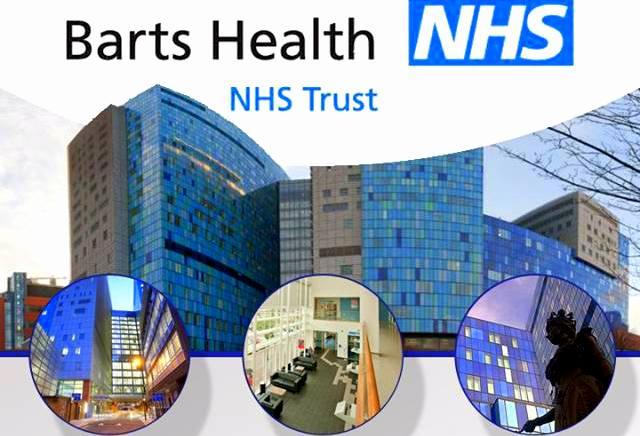 Barts Health NHS in UK needs staff nurses