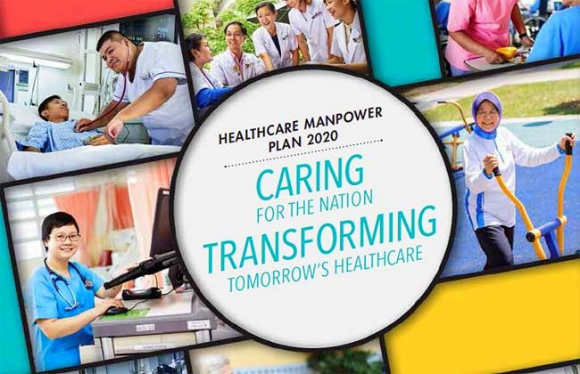 MOH: Singapore needs 30,000 healthcare workers by 2020