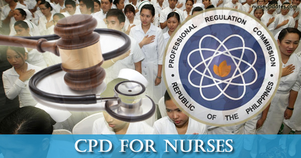 2019 CPD Requirement and Exemptions for Nurses