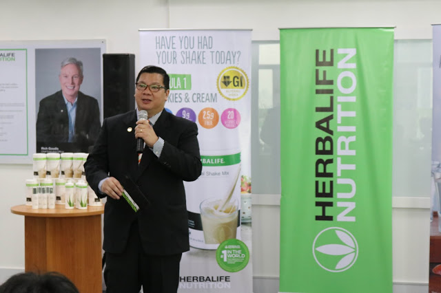 Herbalife offers 2 new flavors of nutritional products