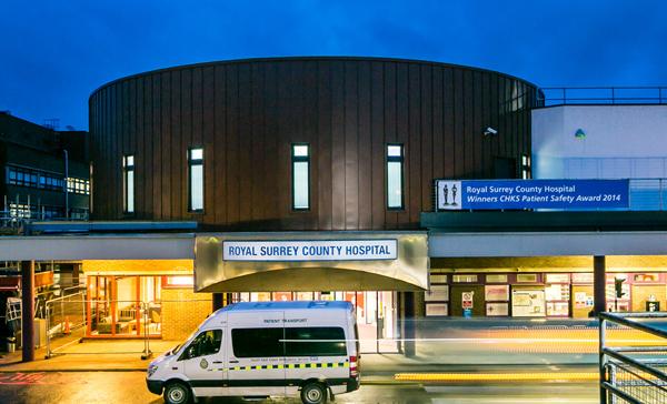 Royal Surrey Hospital in UK hiring nurses, salary at P1,540,000+ annually