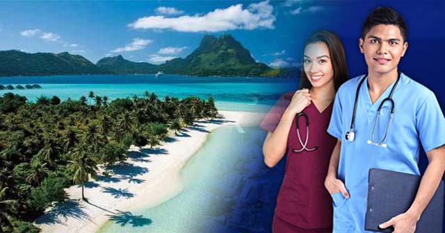 SEAPCI hiring nurses for Cayman Islands, salary at P300,000 monthly