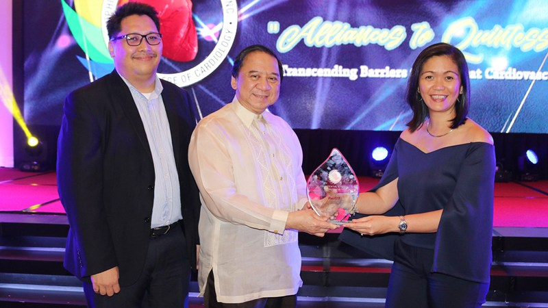 Philippine Heart Association and Allianz beating as one for the Filipino