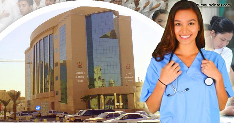 Saudi Ministry of Health hiring 500 specialist nurses