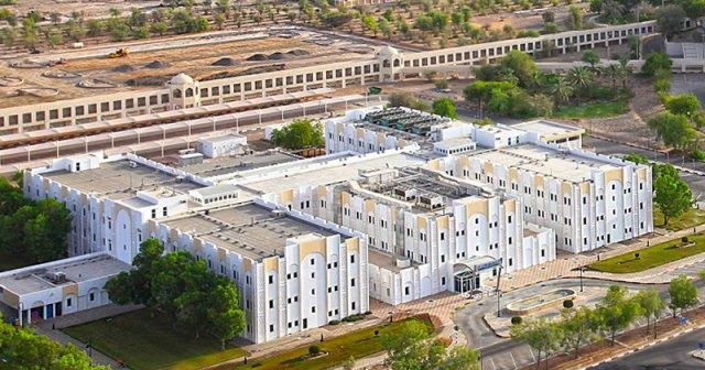 Tawam Hospital in UAE