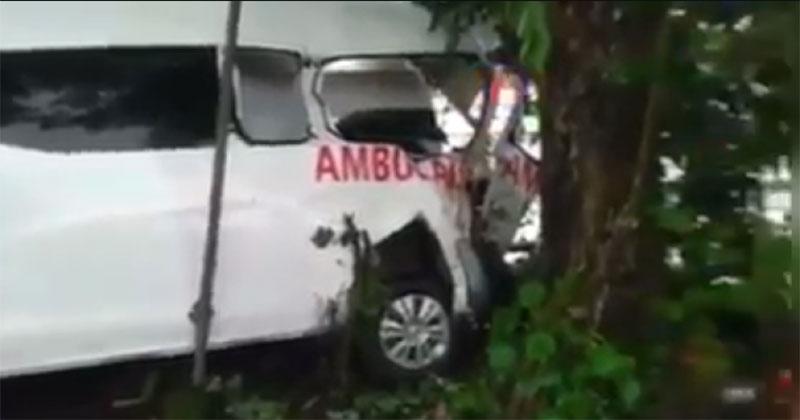 Nurse, midwife killed in ambulance crash