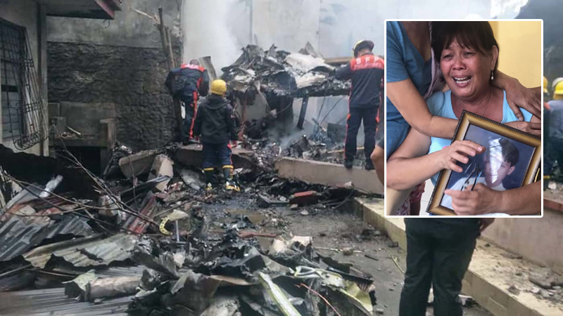 2 nurses among those killed in Laguna plane crash